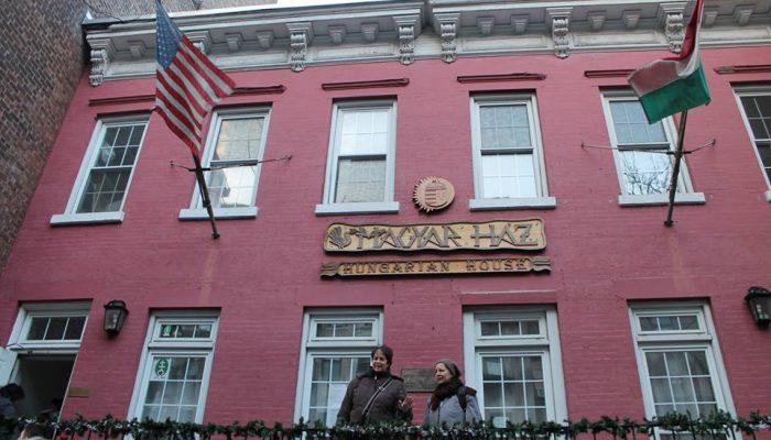 Magyar Ház - New York