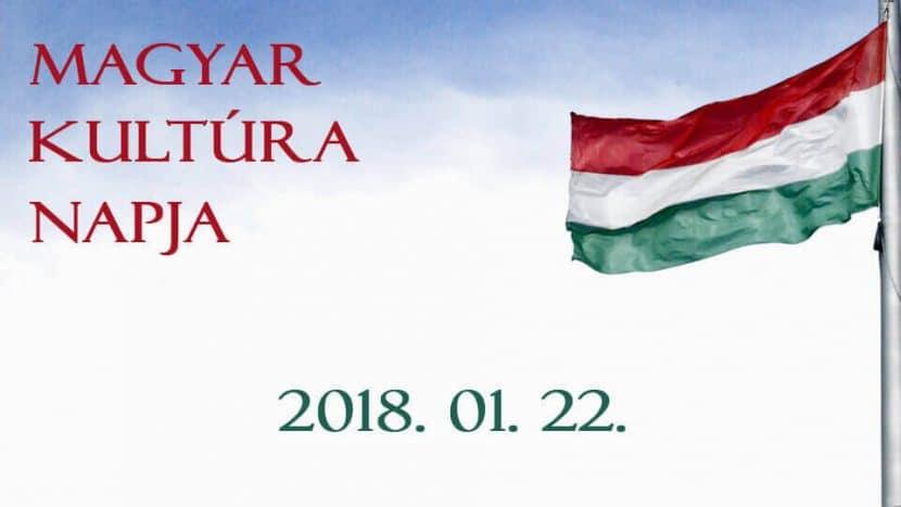 A magyar kultúra napja - 2018